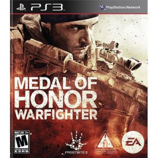 Medal of Honor: Warfighter   PS3