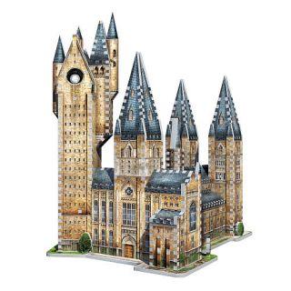 Wrebbit Harry Potter Hogwarts Astronomy Tower 3D Jigsaw Puzzle   875 Piece    Wrebbit