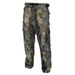 TrueTimber Camo Men's Medium 6 Pocket Poly Cotton Hunting Pant TT127 XD3 M