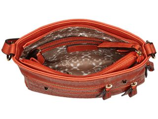 Jessica Simpson Skylar Crossbody Burnt Orange, Bags, Women