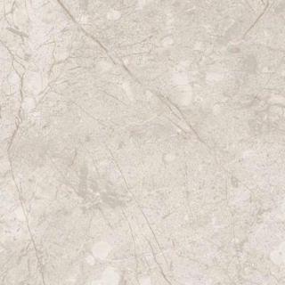 TrafficMASTER Ceramica Alpine Marble Vinyl Tile Flooring   12 in. x 12 in. Take Home Sample 10040718