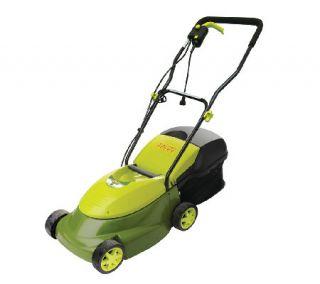 Sun Joe 14 Electric Lawn Mower with Grass Catcher —