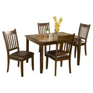 Alpine Furniture Capitola 5 Piece Dining Set