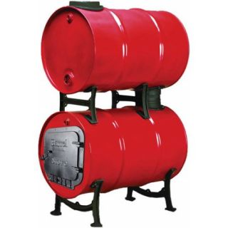 US Stove Barrel Stove Add On Barrel Kit