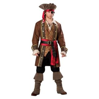 Mens Captain Skullduggery Elite Costume