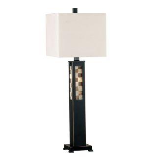 Kenroy Home 20280ORB Adelaide Buffet Lamp