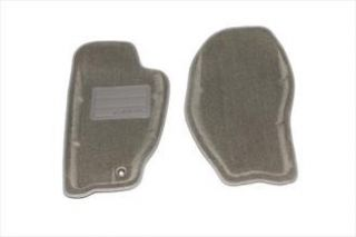 Nifty   Nifty Catch All Premium Protection Floor Mats, Front (Khaki) 6040177   Fits 2007 to 2008 Dodge Nitro