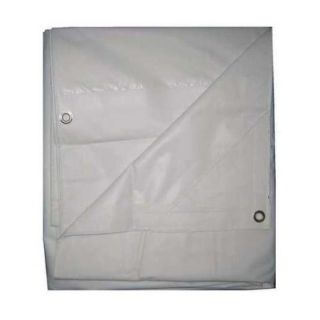 5WTN2 Tarp, Flame Resistant, Polyeth, 15x20Ft