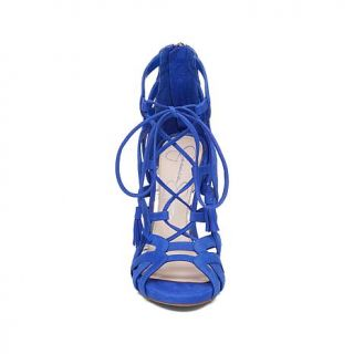 "Jessica Simpson ""Racine"" Strappy Leather Sandal   7996906"