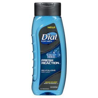 Dial Sub Zero Fresh Reaction Body Wash  16oz