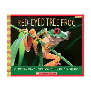 The Red Eyed Tree Frog (Paperback)