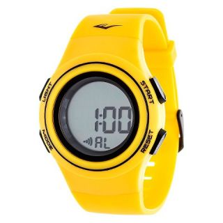 Everlast® Heart Rate Monitor Watch   Yellow