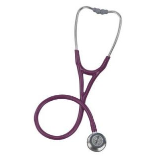 Littmann Cardiology III Stethoscope in Plum 12 312 450