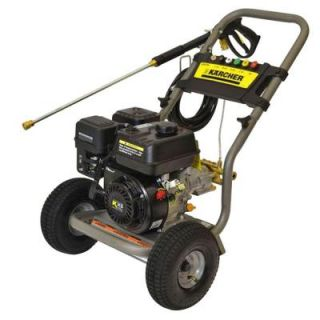 Karcher Pro Series 3,200 psi 2.3 GPM Axial Cam Pump Gas Pressure Washer 1.107 259.0