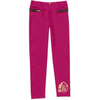 Ever After High Girls' Ponte Pant
