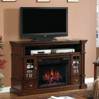Classic Flame Belmont TV Stand with Electric Fireplace