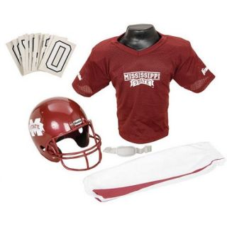 Franklin Sports NCAA Uniform Set, Mississippi State Costume