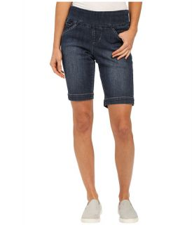 Jag Jeans Ainsley Bermuda Classic Fit Comfort Denim in Anchor Blue