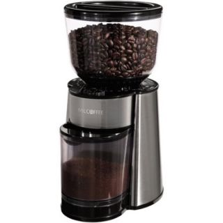 Mr. Coffee Automatic Burr Mill Grinder, BVMC BMH23 WM