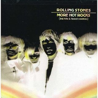 "Rolling Stones ""More Hot Rocks: Big Hits and Fazed Cookies"" CD   7649389"