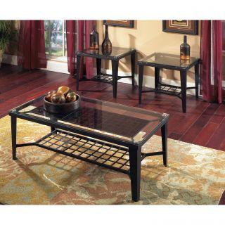Furniture Living Room FurnitureCoffee Table Sets Steve Silver