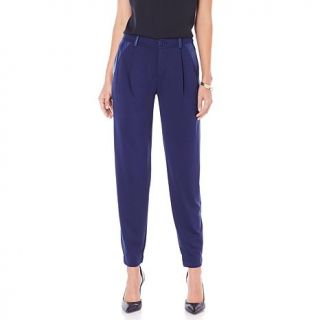 G by Giuliana Pleat Front Pant with Ultra Luxe Trim   7789129