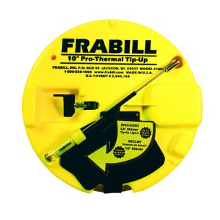 Frabill Pro Thermal Tip Up with Lil Shiner Light