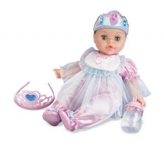 Princess Alexa Baby Doll —