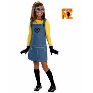 Rubie's Costumes Girls Female Minion Costume R886972_S