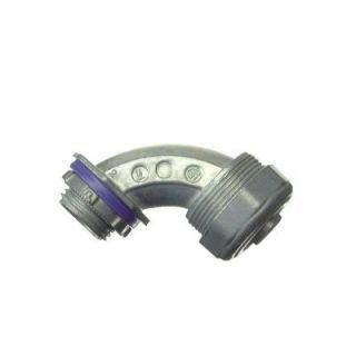 1 in. 90 Degree Liquid Tight Connector 16910