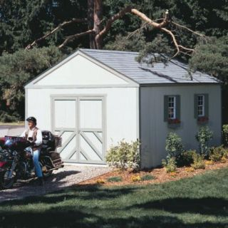 Handy Home Columbia Storage Shed   12 x 12 ft.