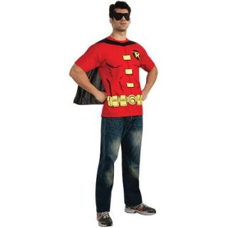 Robin Adult Halloween Shirt Costume