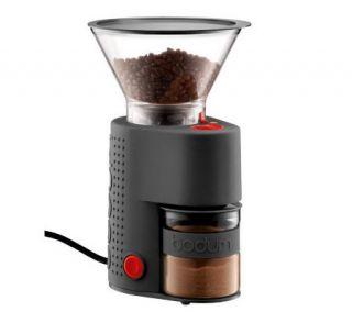 Bodum Bistro Electric Burr Coffee Grinder —
