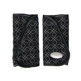 JJ Cole Reversible Strap Covers   Black    JJ Cole Collections