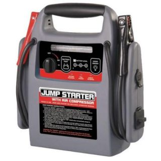 Westward 23XX13 Steel 4 ft.L Battery Jump Starter