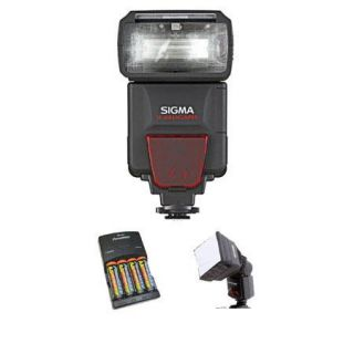 Sigma EF 610 DG Super Flash for Canon EOS Outfit F18 101