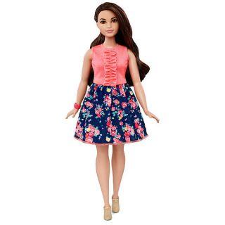 Barbie Fashionistas Doll 26 Spring Into Style   Curvy    Mattel Girls