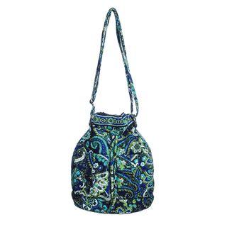 Vera Bradley Quick Draw Shoulder Bag Rhythm and Blues