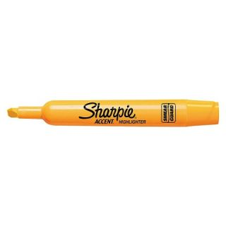 Sharpie® Accent Tank Style Chisel Tip Highlighter   Orange (12 Pack