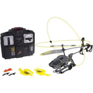 Air Hogs   Heli Cage Yellow