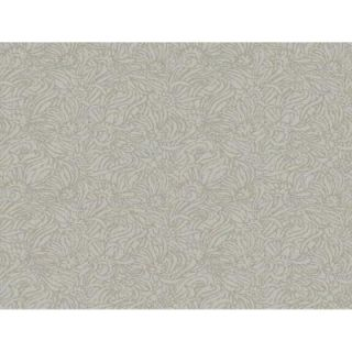 York Wallcoverings 60.75 sq. ft. Transitional Floral Collage Wallpaper DC1415