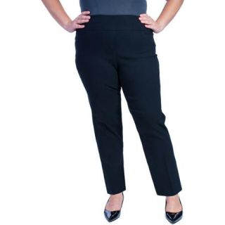 George Women's Plus Size Millennium Suiting Pull On Pant