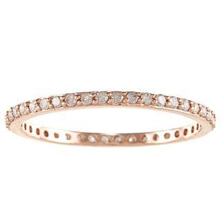 Beverly Hills Charm 10k Gold 1/3ct TDW Diamond Wedding Band (H I, I2