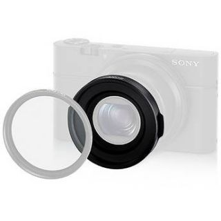 Used Sony VFA 49R1 49mm Filter Adapter for Select VFA 49R1