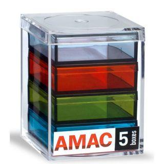 AMAC Chroma 760 5 Piece Container Assortment