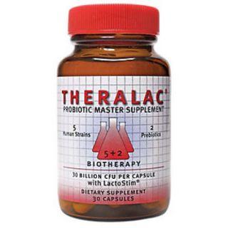 Master supplements Theralac Bio Repleneshing Probiotic, 30 capsule