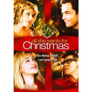 All She Wants for Christmas (Widescreen)