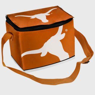 Texas Longhorns 12 Pack Lunch Cooler   Burnt Orange