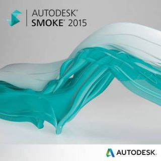 Autodesk Smoke 2015 with Advanced Support 982G1 WW2859 T981