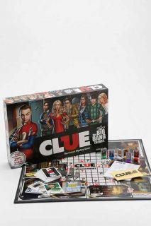 The Big Bang Theory Clue Board Game